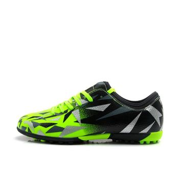 Tiebao K76516 Professional Kids' Indoor Football Boots, Turf Racing Soccer Boots, Training Football Shoes