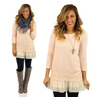 Winter Princess Tunic