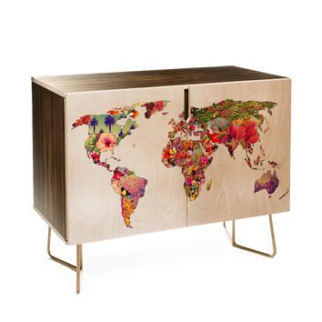 Bianca Green Its Your World Credenza