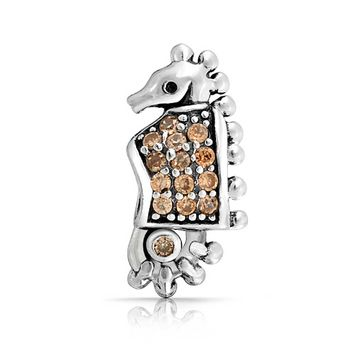 Bling Jewelry Baby Seahorse Bead