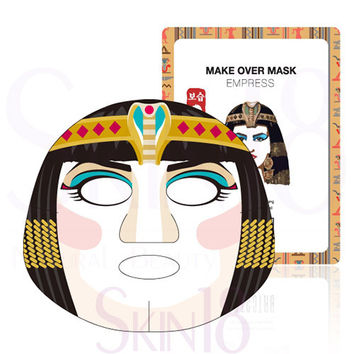 BRTC Make Over Mask Empress Mask Character (moisturizing Cleopatra firming mask )  *exp.date 07/18*