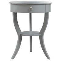 Edna 1-Drawer Accent Table