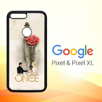 Once Upon A Time Rose X3423 Google Pixel Case