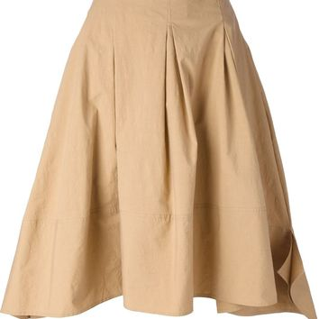 Donna Karan voluminous structured skirt