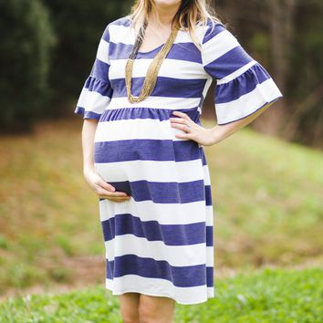 Change of Heart Dress for the Bump