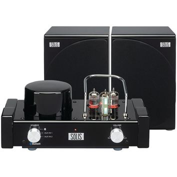 Solis So-8000 Stereo Bluetooth Vacuum Tube Audio System