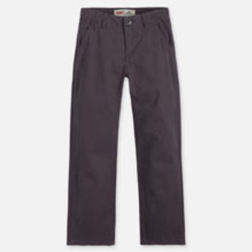 Boys' Levi's Big (8-20) 505 Regular Fit Uniform Pants - Eiffel Tower Grey - Kids