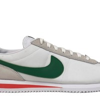 "Nike Cortez Basic Nylon ""White/Pine Green"""