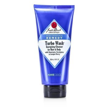 Turbo Wash Energizing Cleanser For Hair & Body - 295ml-10oz