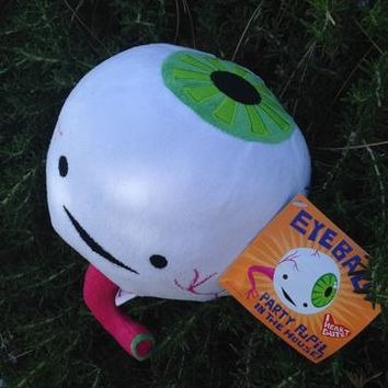 Lulubell Toys - Eyeball Plush - Party Pupil in the House!