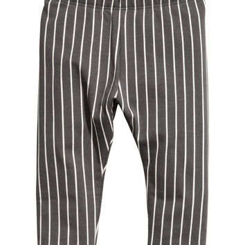 Sweatpant Leggings - from H&M