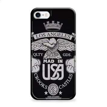 LOS ANGELES CROOKS AND CASTLES iPhone 6 | iPhone 6S case