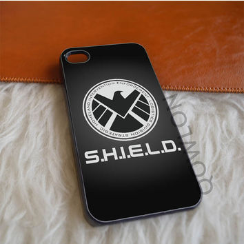 Agents of Shield Art iPhone 4 | 4S Case