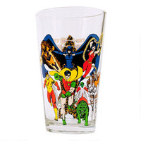 Teen Titans Pint Glass | WBshop.com | Warner Bros.