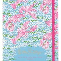 Lilly Pulitzer Large 17-Month Agenda - Blue