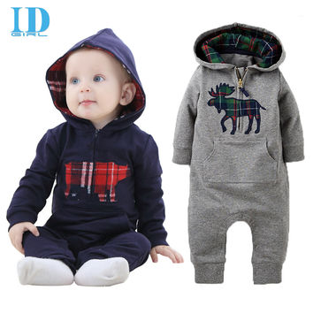 Baby Rompers 2016 Fashion Newborn Jumpsuit Multiple Styles