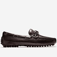 Men's Grant Canoe Camp Driving Loafer in T Moro Dark Brown by Cole Haan