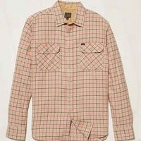 OBEY Vargas Flannel Button-Down Shirt