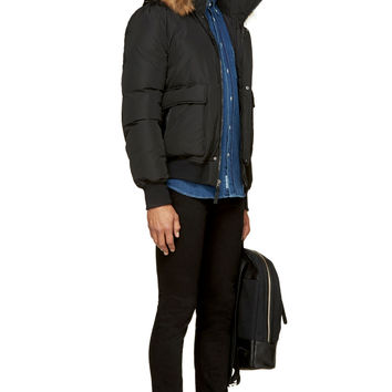 Mackage Black Down Diego Jacket