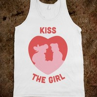 Kiss The Girl (Tank)