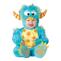 Lil' Monster Costume - Baby/Toddler (Blue)