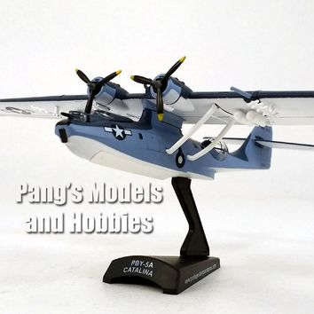 Consolidated PBY Catalina Flying Boat - Blue 1/150 Scale Diecast Metal Model by Daron