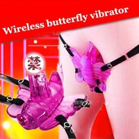 New adult sex products wireless butterfly vibrator waterproof vibrators for women silicone wearable g spot clitors toys