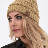 CC Beanie - Honey