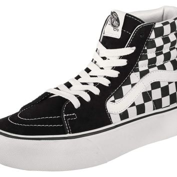 Vans Unisex Authentic Platform Skate Shoe