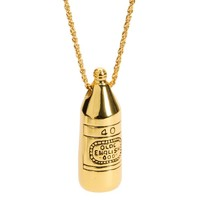 Han Cholo 40 OZ Gold Necklace