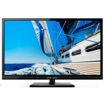 "Majestic Full HD 12V 32"" TV w/Built-In Global HD Tuners"