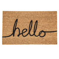 Hello Welcome Mat | Hobby Lobby