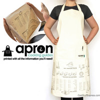 Apron Cooking Guide By Suck Uk