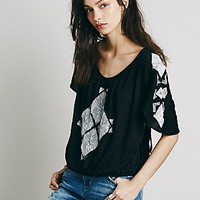Free People Womens Ponce De Leon Top