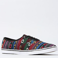 The Authentic Lo Pro Sneaker in Black Guate