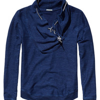 Cowl neck sweater - Scotch & Soda