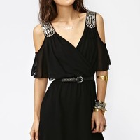 Total Stud Dress in  Clothes at Nasty Gal