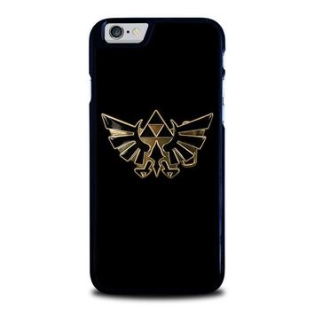 legend of zelda 1 iphone 6 6s case cover  number 1