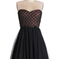 From First to Lattice Dress