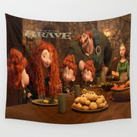 Brave Wall Tapestry by Store2u