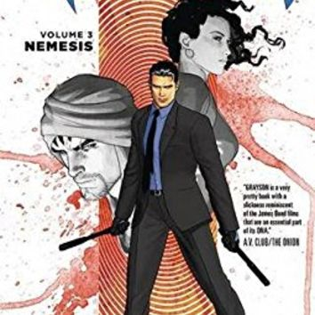 Grayson Vol. 3: Nemesis