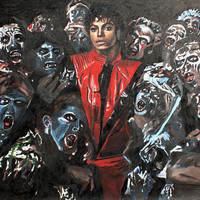 Michael Jackson Thriller Tribute