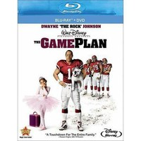 The Game Plan (Blu-Ray/DVD)