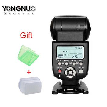 Yongnuo YN560III Wireless Flash Speedlite for Canon 1100D 650D 500D 550D 50D 60D for Nikon D800 D600 D610 D5000 D3000 D90 D3100