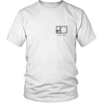 Golden Ratio Mens T-Shirt
