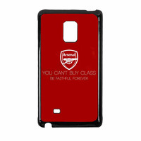 You Cant Buy Class Be Faithful Forever Samsung Galaxy Note Edge Case