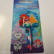 Ariel & Friends Key Kwikset KW1 House Key Blank / Authentic Disney House Keys