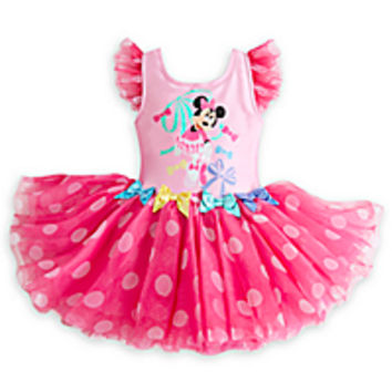 Minnie Mouse Ballet Leotard for Girls