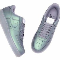 PEAP8KY Nike Air Force 1 718152-019 2018 For Women Men Running Sport Casual Shoes Sneakers