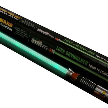 Star Wars Luke Skywalker Force FX Lightsaber - Collectible